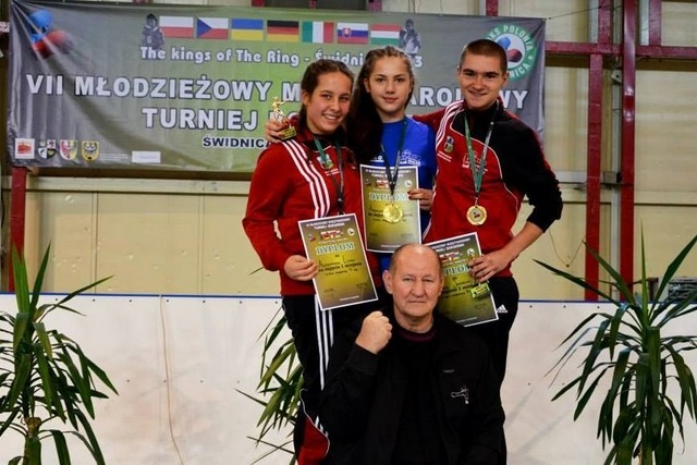 Skalnik Wiśniówka na międzynarodowym turnieju w Świdnicy - październik 2013r.