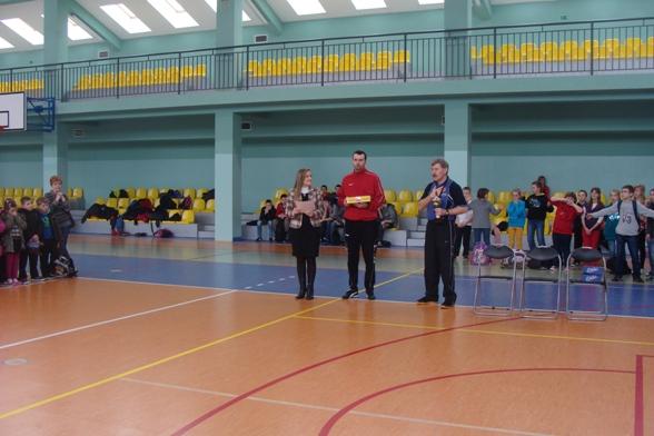 Turniej Gier i Zabaw uczniów klas I-VI - 28.02.2013r.