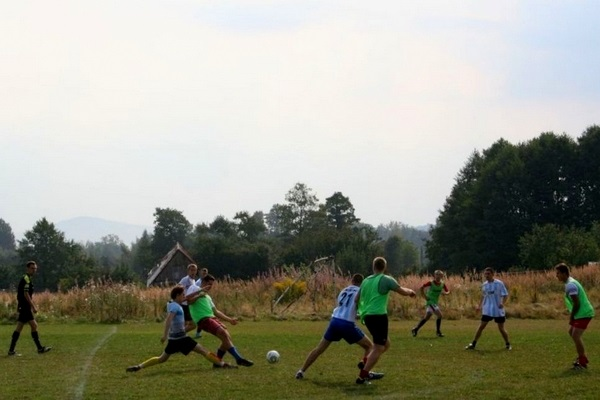 Turniej o Puchar Wójta - 31.08.2013r.