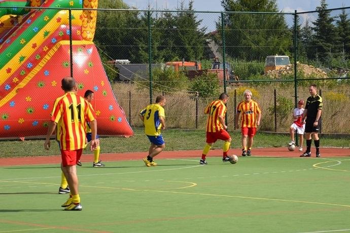 Turniej piłkarski VINCENT-CUP - 24.08.2013r.
