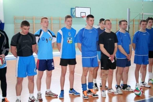 Turniej Piłki Siatkowej - 21.04.2013r.