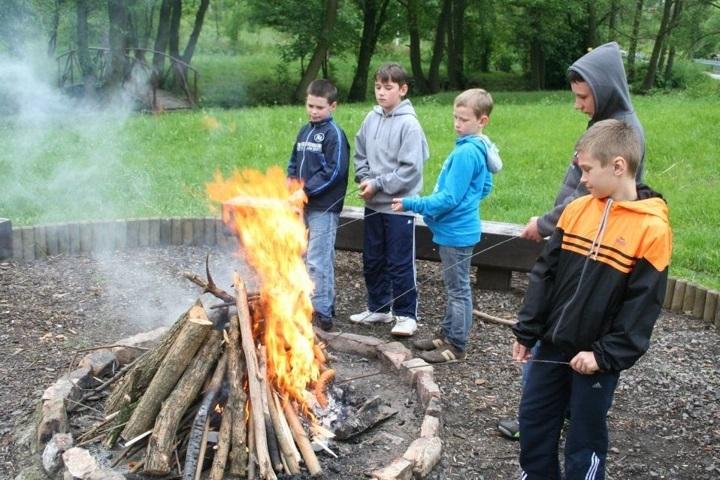 Turystyczny dzień dziecka na Żeromszczyźnie - 1.06.2013r. (fot. GOKiS)