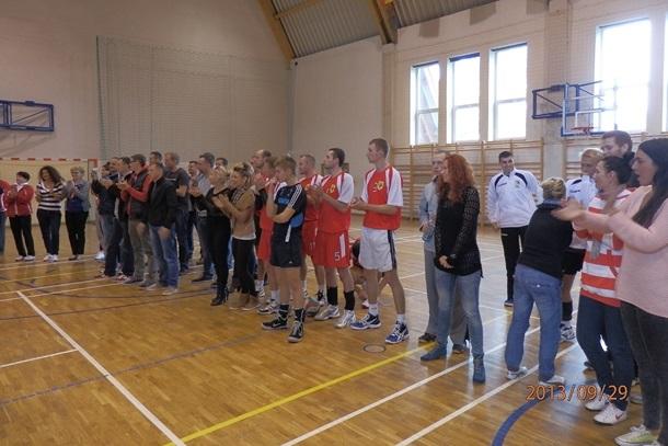 VI Ogólnopolski Turniej Piłki Siatkowej w Mąchocicach Scholasterii - 29.09.2013r