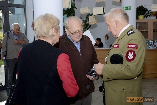 Wernisaż wystawy Macieja Zarębskiego - 5.10.2013r.