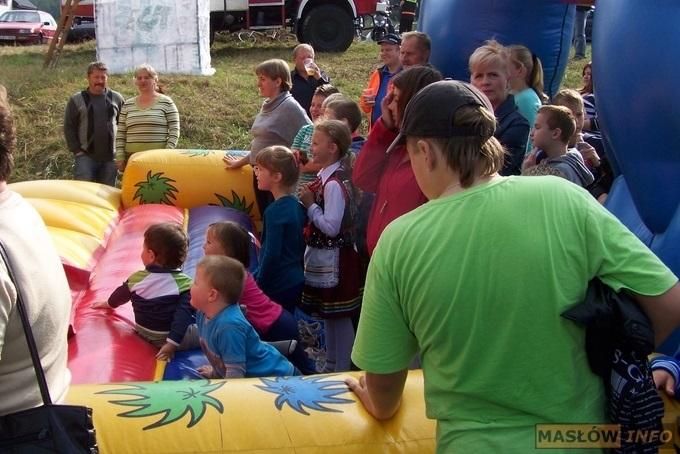 Święto Pieczonego Ziemniaka w Dolinie Marczakowej - 15.09.2013r.