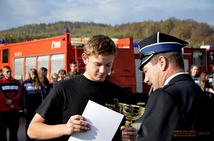 Zakończenie Turnieju Pięciu Strażnic - 20.10.2013r.