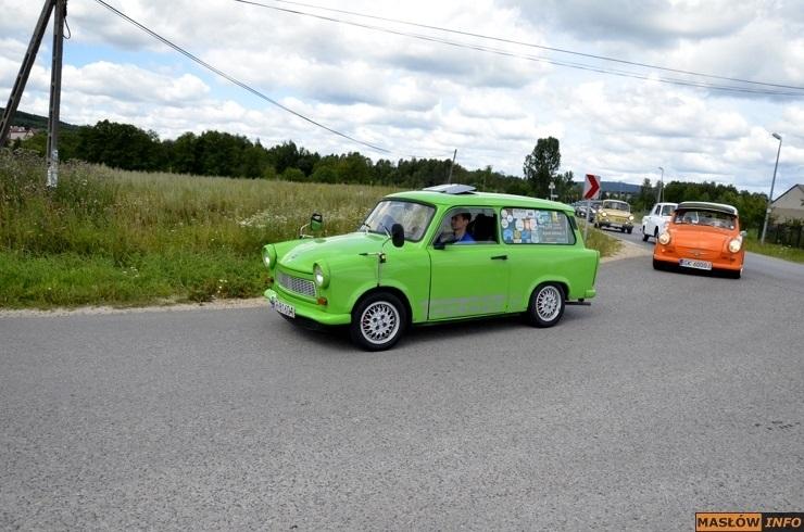 Zlot Trabantów - 20.07.2013r.
