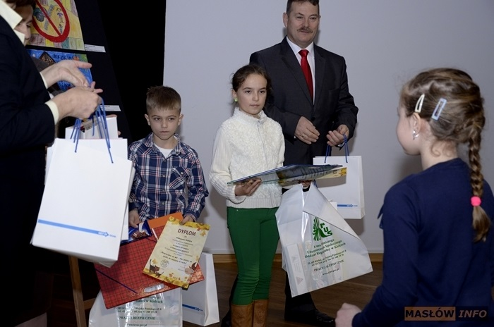 Bezpiecznie na wsi - finał konkursu gminnego - 25.03.2014r.