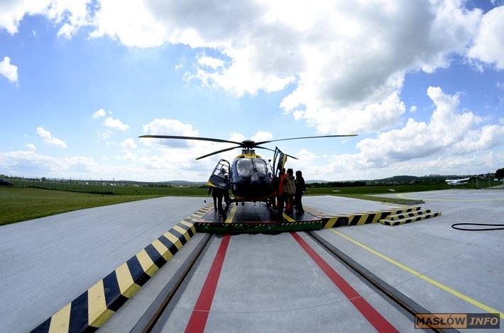 Dzień Otwarty Lotniczego Pogotowia Ratunkowego - 10.05.2014r.