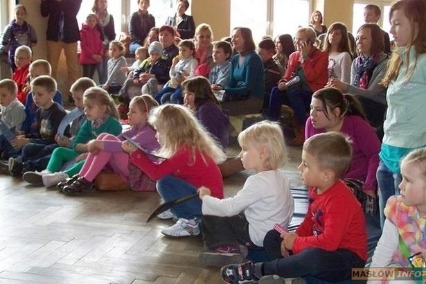 Dzień otwarty szkoły w Masłowie - 5.04.2014r.