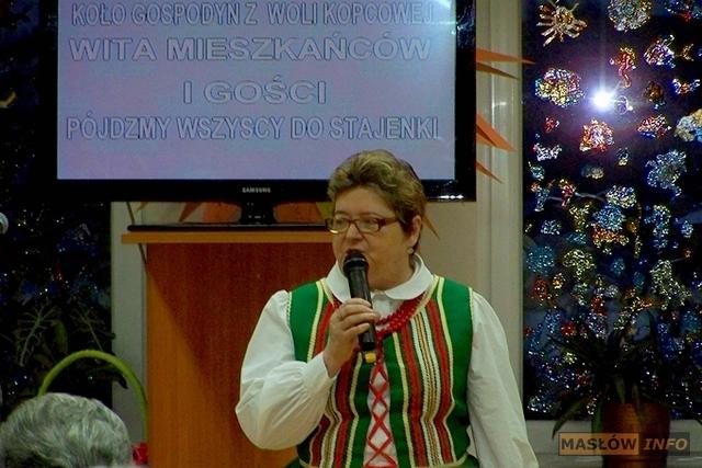 Koncert kolęd w Woli Kopcowej - 12.01.2014r.