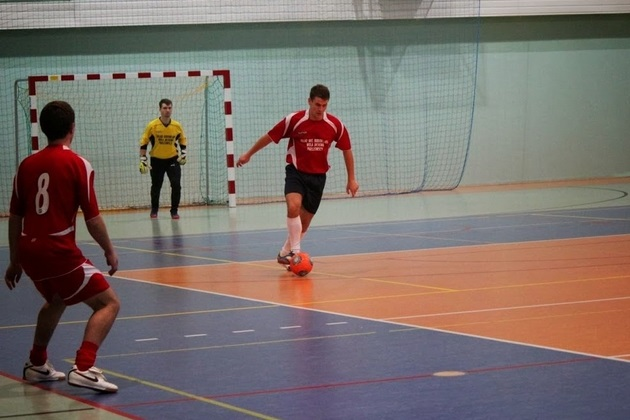 Turniej 'Sami Sobie' - 5-6.01.2014r. (fot. Piotr Czerwiak)