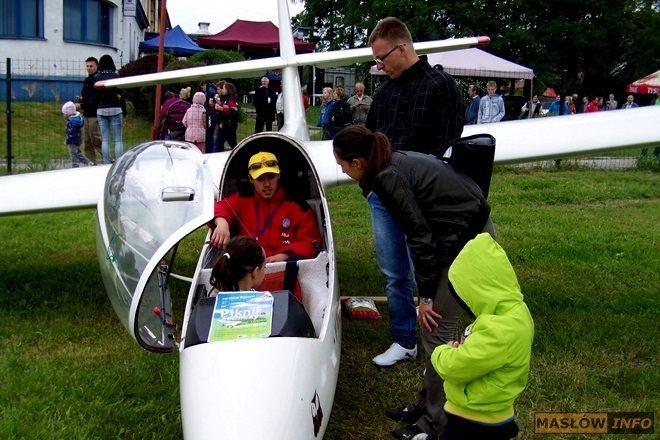 Piknik lotniczy w Masłowie - 15.06.2014r.