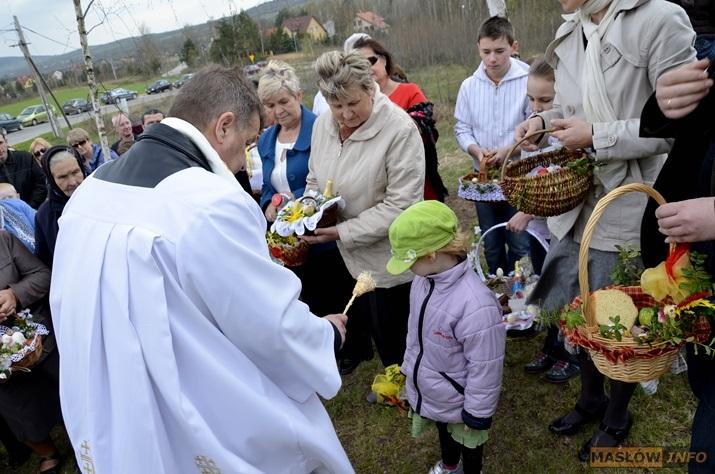 Wielka Sobota w Ciekotach - 19.04.2014.