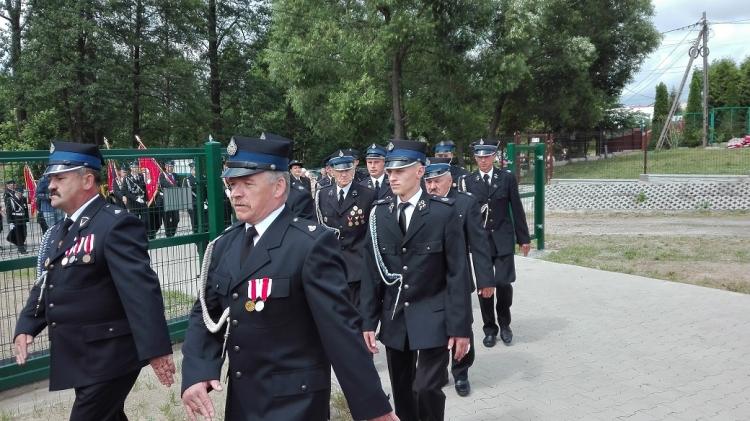 85-lecie OSP Wola Kopcowa