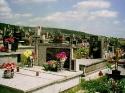 Cmentarz w Masłowie - zdjęcie z roku 2005
