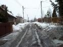 ul. Jeziorkowa, Wola Kopcowa. Zdjęcie z 2006r.
