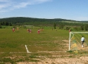 Mecz w Dolinie Marczakowej