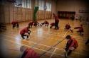 Polonia Białogon na obozie sportowym w Mąchocicach Scholasterii - 23.02.2012r.