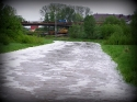 Powódź 2010r. Cedzyna koło Kielc