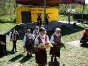 Eliminacje do Buskich Spotkań z Folklorem - Ciekoty, 1 maja 2009r.