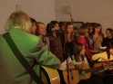 Aktywna młodziez spotkała się w Szklanym Domu - 5.11.2010r.