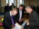 Zaprzysiężenie nowego wójta - 13.12.2010r.