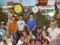 Czytelnicze zajęcia w bibliotece Zespołu Szkół w Mąchocicach Kap. - 28.05.2011r.