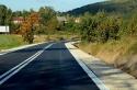 Droga przez Przełom Lubrzanki po remoncie - 5.10.2011r.