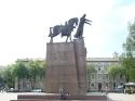 Gimnazjaliści z Mąchocic w Wilnie - 27.05.2011r.