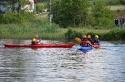 kajakowy freestyle nad zalewem w Ciekotach - 26.06.2011r.
