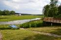 Trwa napełnianie zalewu w Cedzynie - 18.06.2011r.