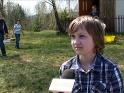 Święcenie pokarmów w Ciekotach - 23.04.2011r.