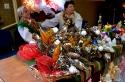 Świąteczny kiermasz w Masłowie - 18.12.2011r.