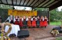 Dożynki gminne w Ciekotach - 26.08.2012r.