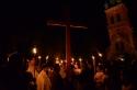 Droga Krzyżowa w siódmą rocznicę śmierci Jana Pawła II - 2.04.2012r.