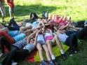 Harcerze z Brzezinek na rajdzie w Suchedniowie - 15-17.06.2012r.