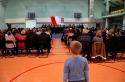 Śpiewanie o Niepodległości - 11.11.2012r.
