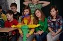 Powitanie wiosny w Mąchocicach Scholasterii - 21.03.2012r.
