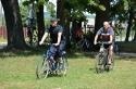 Rajd rowerowy szlakami gminy Masłów - 14.07.2012r.