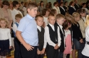 Rozpoczęcie roku szkolnego w Masłowie - 3.09.2012r.