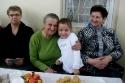 Dzień babci i dziadka w SP Brzezinki - 11.01.2013r.