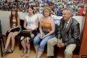 Młodzież z Usola Syberyjskiego w redakcji Masłów Info - 22.07.2013r.