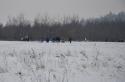 Rajd tropami dzikich zwierząt - 15.01.2013r.