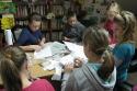 Zimowe ferie w gminnej bibliotece - 2013r.
