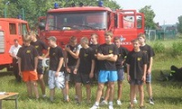 Kolejne konkurencje turnieju strażackiego