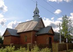 Kaplica w Woli Kopcowej