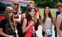 Młodzież z Usola Syberyjskiego spędziła wakacje w gminie Masłów [GALERIA ZDJĘĆ, RELACJA FILMOWA]