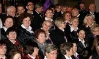 Chór Masłowianie nagrodzony na Festiwalu Pieśni Wielkopostnej