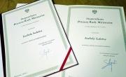 Izabela Saletra ponownie ze stypendium Prezesa Rady Ministrów